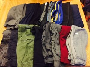 Boys Large Lot of Pants -Size 5/6