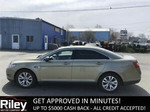 2012 Ford Taurus SEL STARTING AT $150.01 BI-WEEKLY