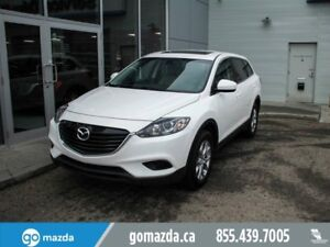 2015 Mazda CX-9 GS-L AWD LEATHER SUNROOF GREAT SHAPE ACCIDENT FR