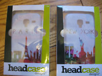 6 Samsung Galaxy Ace 2 X cases 3 new never used LOW price