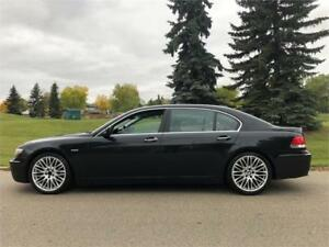 2006 BMW 750Li = 156K = NAV - DVD - LEATHER - SUNROOF...........