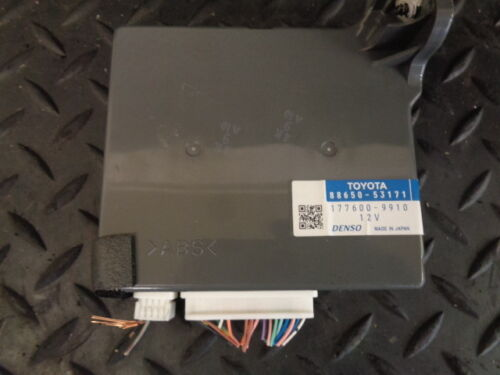 2008 LEXUS IS 220d 4DR SALOON AIR-CON CONTROL MODULE 88650-53171 DENSO