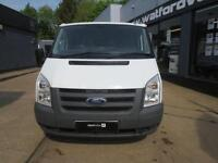 2010 Ford Transit T260 2.2 TDCi 85ps SWB Diesel white Manual