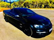 2010 Holden Special Vehicles Maloo E2 Series GXP Black 6 Speed Manual Utility Beckenham Gosnells Area Preview