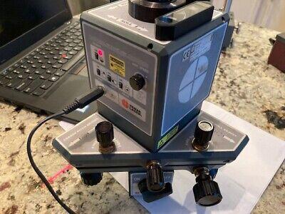Hamar Laser Instruments L-733 Precision Triple Plane Laser Video