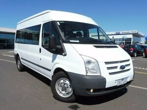 2014 Ford Transit VO 350E High Roof White 6 Speed Manual Van Strathmore Heights Moonee Valley Preview