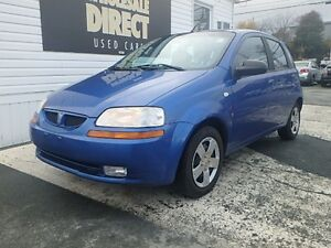 2007 Pontiac Wave HATCHBACK 1.6 L
