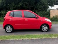 Hyundai i10 5dr 1 owner from new