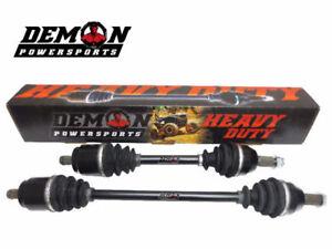Demon ATV & SIDE X SIDE Heavy Duty Axles as Low as $194.99!