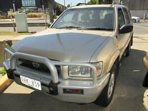 2000 Nissan Pathfinder WX II TI Gold 4 Speed Automatic Wagon Tottenham Maribyrnong Area Preview