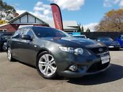 2008 Ford Falcon FG XR6 Grey 6 Speed Auto Seq Sportshift Sedan Mount Hawthorn Vincent Area Preview