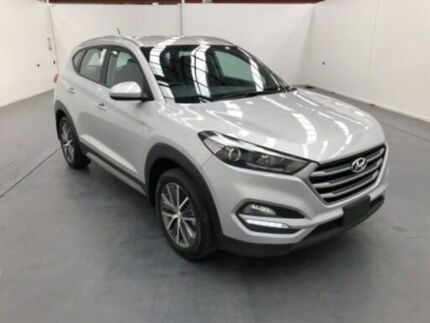 2017 Hyundai Tucson TL2 MY18 Active (FWD) Silver 6 Speed Automatic Wagon Fyshwick South Canberra Preview