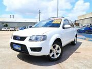 2010 Ford Territory SY Mkii TX White 4 Speed Sports Automatic Wagon Woodridge Logan Area Preview
