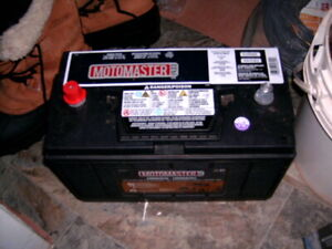 commercial  battery