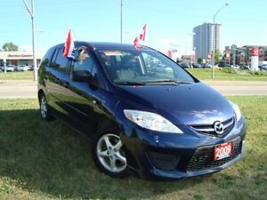 2009 Mazda MAZDA5 GS Only 145km Accident & Rust Free