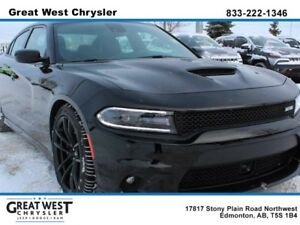 2017 Dodge Charger SCAT PACK SRT DAYTONA**BREMBO BRAKES**HEATED/