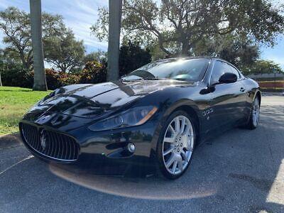 2009 Maserati Gran Turismo Coupe 2D 2009 Maserati GranTurismo Coupe 2D