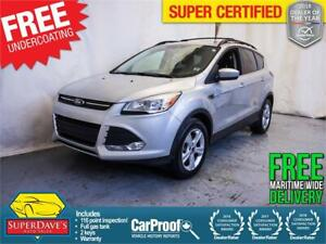 2015 Ford Escape SE AWD *Warranty*  $119.08 Bi-Weekly OAC