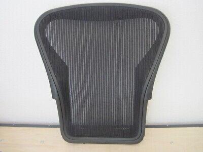 Herman Miller Aeron Chair Back Frame Mesh Size B Medium Graphite Parts