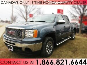 2011 GMC Sierra 1500 SL 4x4 CREW CAB | NO ACCIDENTS