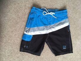 Swimming shorts several pairs age 6-8 years see photos