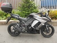 Kawasaki zx1000 Abs hcf only 780miles from new part x welcome from open to offers