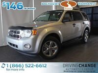 2008 Ford Escape XLT-4WD-Moon Roof-Ambient Lighting-Power Driver
