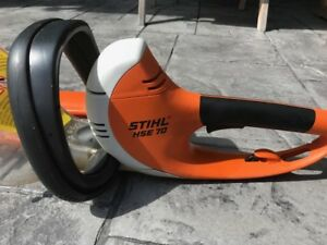Stihl Electric Trimmer
