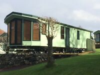 2011 Willerby Aspen Holiday Home Sited on 4 star park Nr Bala