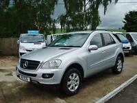 2005 MERCEDES BENZ M CLASS ML320 CDI 5dr Tip Auto Mercedes Specialist History