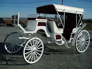 Carriages , wagon, sleighs , carts all new made to order! Peterborough Peterborough Area image 8