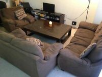 OPEN ANY OFFER   # 3-PIECE SECTIONAL SOFA SET - GOOD DEAL !!!