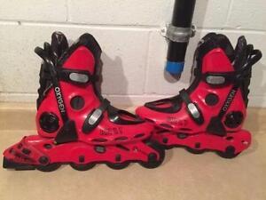 Men's KR 1.1 Oxygen Rollerblades Size 9.5