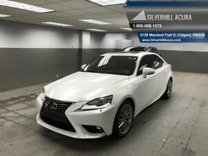 2015 Lexus IS 250 Premium AWD Sedan *Leather, Sunroof*