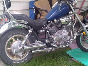 !!REDUCED!! 1986 Virago $1250.00 OFFERS or Trade
