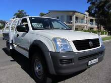 HOLDEN RODEO SPACE CAB UTILITY AUTOMATIC ONLY 164,594 KLMS !! Five Dock Canada Bay Area Preview