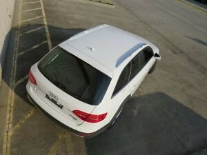2013 Audi A4 B8 8K MY14 allroad S tronic quattro White 7 Speed Sports Automatic Dual Clutch Wagon Port Melbourne Port Phillip Preview