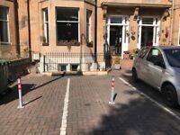 3 x Central Car Parking spaces