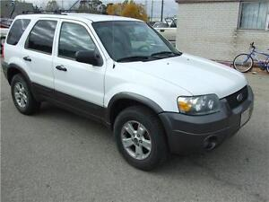 2005 Ford Escape XLT Kitchener / Waterloo Kitchener Area image 3