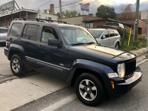 2008 Jeep Liberty Sport|North Edition|4x4|Accident free