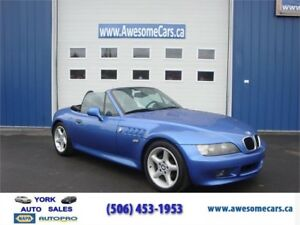 1998 BMW Z3 Roadster with Hardtop