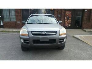 2005 Kia Sportage LX ALL EQUIPED NO RUST