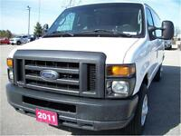 2011 Ford E-150 Extended Cargo | CERTIFIED