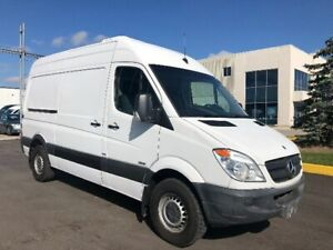 "2013 Mercedes Sprinter 2500- REEFER - High Roof- 144"" Wheel Base"