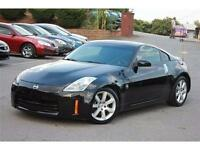 2005 NISSAN 350Z COUPE**6 SPEED*LOADED*GORGEOUS TAN LEATHER INTR