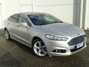 2018 Ford Mondeo MD 2018.25MY Trend SelectShift Silver 6 Speed Sports Automatic Hatchback Bundoora Banyule Area Preview