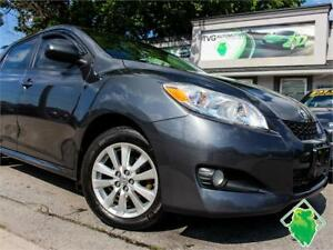 '10 Toyota Matrix Certified+A/C+Keyless+A1+Auto+4Cyl! $98/Pmts!