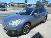2016 Subaru Outback B6A MY16 2.5i CVT AWD Grey 6 Speed Constant Variable Wagon Fyshwick South Canberra Preview