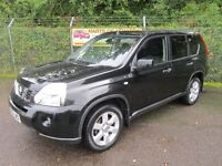 Nissan X Trail 2.0 Acenta DCi 173 Turbo Diesel 4x4 (black) 2010