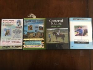 Horse training  videos and chaps